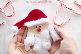 santa handprint craft the best ideas for