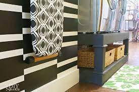 Build Washer Dryer Pedestal Chalk Finish Paint Recipe Diy Show Off Diy Decorating And