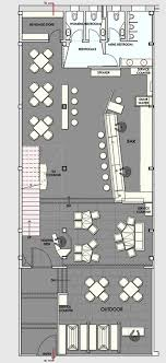 Modern Floorplans Neighborhood Church Fabled Environme by Cafe Floor Plan Pinteres