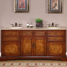 72 u201d perfecta pa 5223 bathroom vanity double sink cabinet red