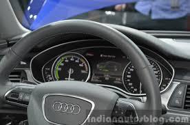 maserati tron audi a6 l e tron front at auto shanghai 2015 indian autos blog