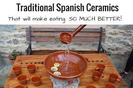 Check Out My 80 Pottery Traditional Spanish Ceramics That Make Eating So Much Better An