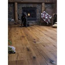 growth antique oak from heritage wide plank flooring