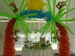 deco jungle bapteme decoración cumple mono on pinterest fiestas safari decorations