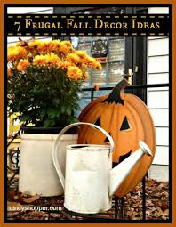 47 best home frugal fall decor images on pinterest fall crafts