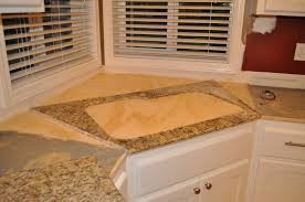 how to install granite tile countertops without grout lines the