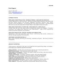 Resume For Bakery Worker Video Production Resume Haadyaooverbayresort Com
