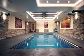 swimming pool room wisconsin pool and spa installations gallery