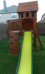 review adventure play sets atlantis wooden swing set dallas