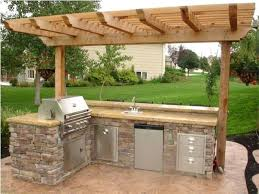 backyard kitchen design ideas backyard kitchen designs pool and outdoor kitchen designs