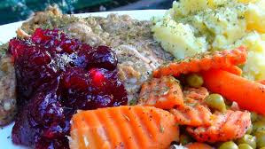 thanksgiving stuffed turkey breast stuffed boneless turkey breast with cranberry gravy youtube