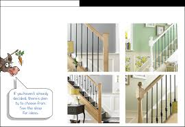Modern Banisters Uk How To Fit Elements Modern Metal Spindles On Stairs