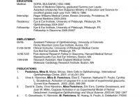writing resume format fred resumes
