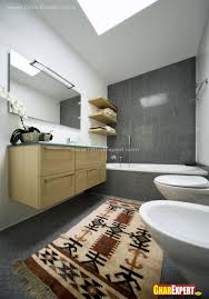 modern bathroom design for approximately 100 sq ft size bathroom