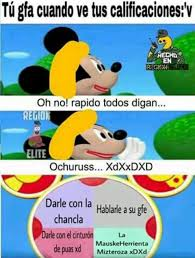 Mickey Mouse Meme - image in memes collection by mrs blah on we heart it