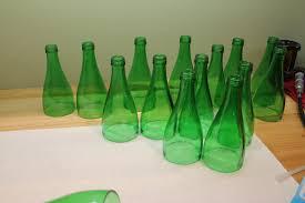 Glass Bottle Chandelier The Fabulous Blog Of Miss Ginger Grant Upcycled Bottle Chandelier