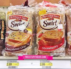 pepperidge farm light bread 1 99 reg 3 pepperidge farm swirl bread at target coupon reset