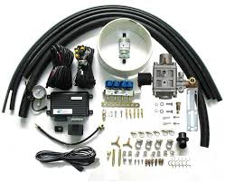 methane cng sequential injection system gas conversion kits lgc