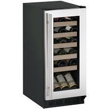 wine cooler cabinet furniture large wine refrigerator hotelambarbeach com