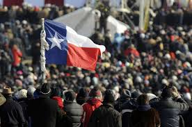 Chilian Flag State Representative Introduces Bill To Stop Texans From Using