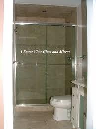 shower glass sliding doors vermont order custom shower door enclosures framed frameless