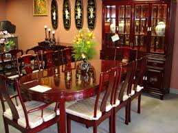 asian style dining room furniture plain ideas asian dining room