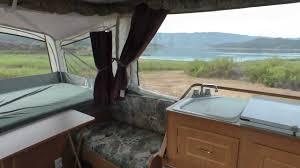 coleman travel trailers floor plans 2002 coleman sea pine youtube