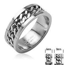mens rings uk spinner rings without for men ebay