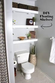 shelves in bathroom ideas decorating with floating shelves hgtv inside bathroom plan 4