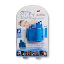 as seen on tv 9786 sonic breathe ultrasonic personal humidifier
