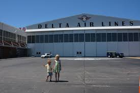 Atlanta Airport Map Delta by Delta Flight Museum Atlanta Ga Mom With A Map Travel With