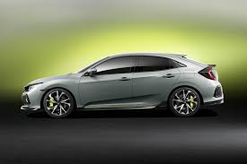 honda civic 2017 coupe new 2017 honda civic prototype unveiled in geneva by car magazine