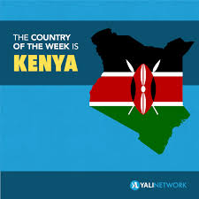 Flag Of Kenya Country Of The Week Kenya Yali