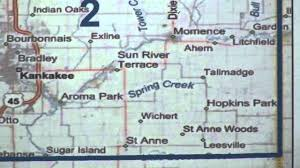 Illinois District Map by Map Of Illinois Second Congressional District Youtube