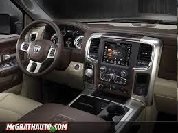 dealer dodge ram 2013 dodge ram interior dash mcgrath auto