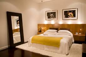 mirrored headboard bedroom contemporary with coverlet custom