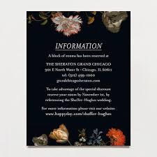 information cards printable press