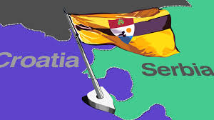 Welcome Flag Welcome To Liberland Turns Out Launching Your Own Country Is