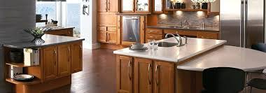 universal design kitchen large high counters counter front
