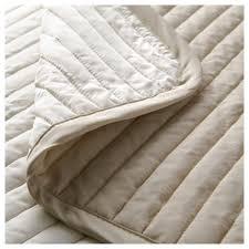 Mattress Toppers Ikea Ireland Dublin Karit Bedspread And 2 Cushion Covers Beige 260x280 40x65 Cm Ikea