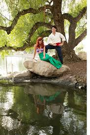 mermaid ariel u0026 prince eric party character kids party