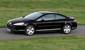 peugeot 607 coupe peugeot 407 review and photos