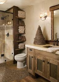cabin bathroom designs the 25 best rustic bathrooms ideas on rustic bathroom