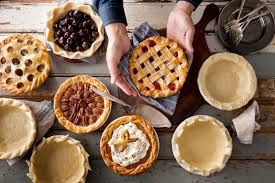 creative desserts for thanksgiving creative pie crust crimping salted and styled