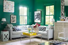 Emerald Home Decor by Green Color Living Room Home Decor Color Trends Fancy To Green