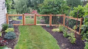 before you buy a fence or deck cedar river construction make