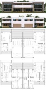 44 best duplex house plans images on pinterest best duplex house