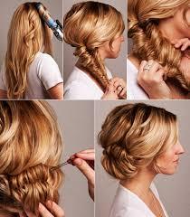 Einfache Hochsteckfrisurenen Lange Haare Selber Machen by Leichte Hochsteckfrisuren Zum Selbermachen Asktoronto Info