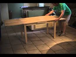 dutch pull out table dutch pull out youtube