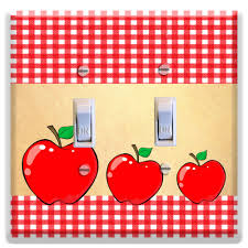 Apple Decor For Kitchen Apple Kitchen Decor Ebay Apple Kitchen Wall Decorsapple Kitchen